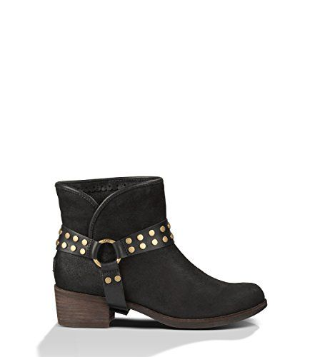 c1b63253c35 UGG-Australia-Womens-Darling-Harness-Boot-Black-Size-8-0 | cloths ...