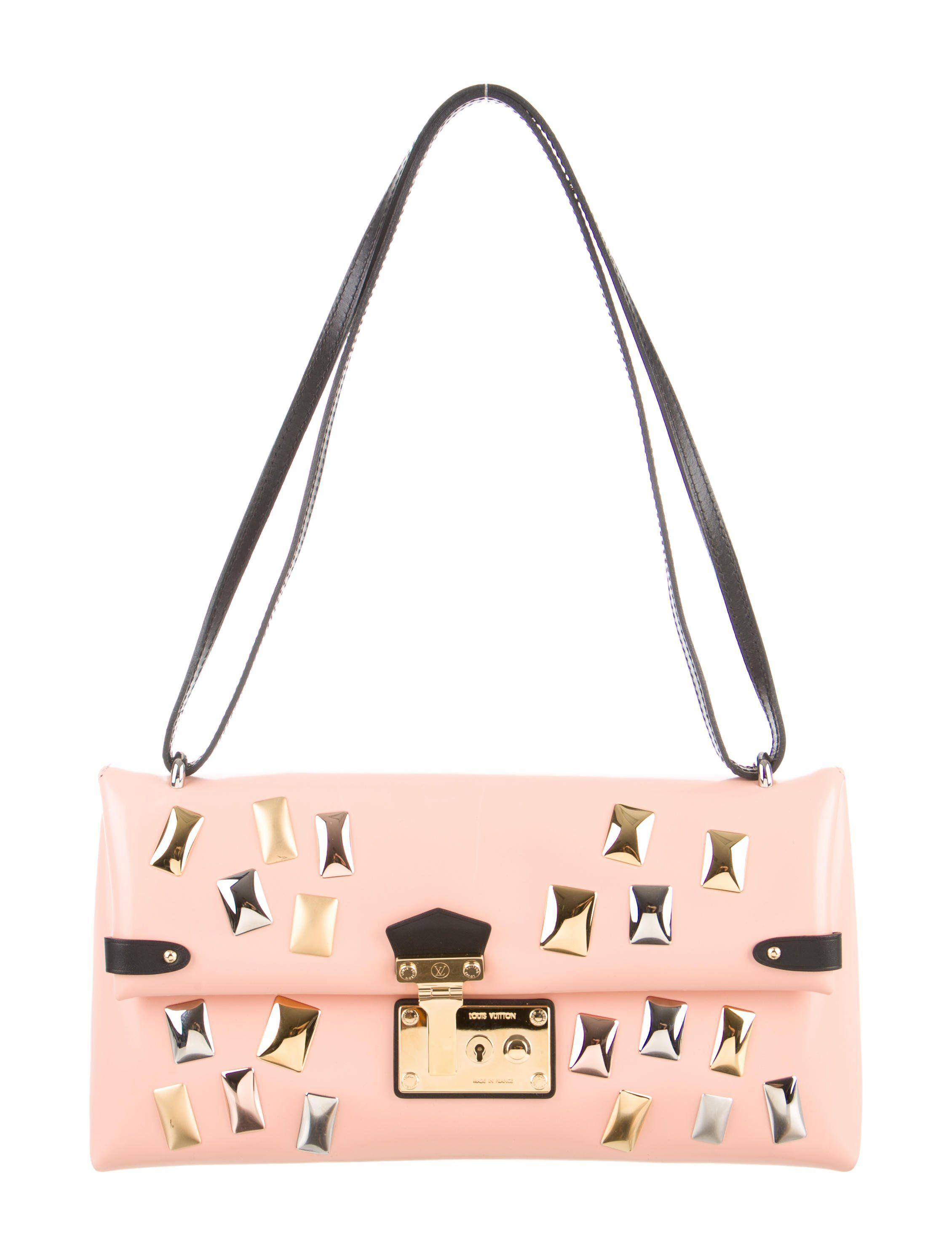 Louis Vuitton 2015 Sac Triangle PM - Handbags - LOU74713   The RealReal 54440220ab9