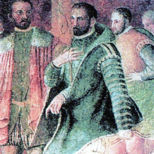 Ascanio della (15161571) A condottiere from Umbria