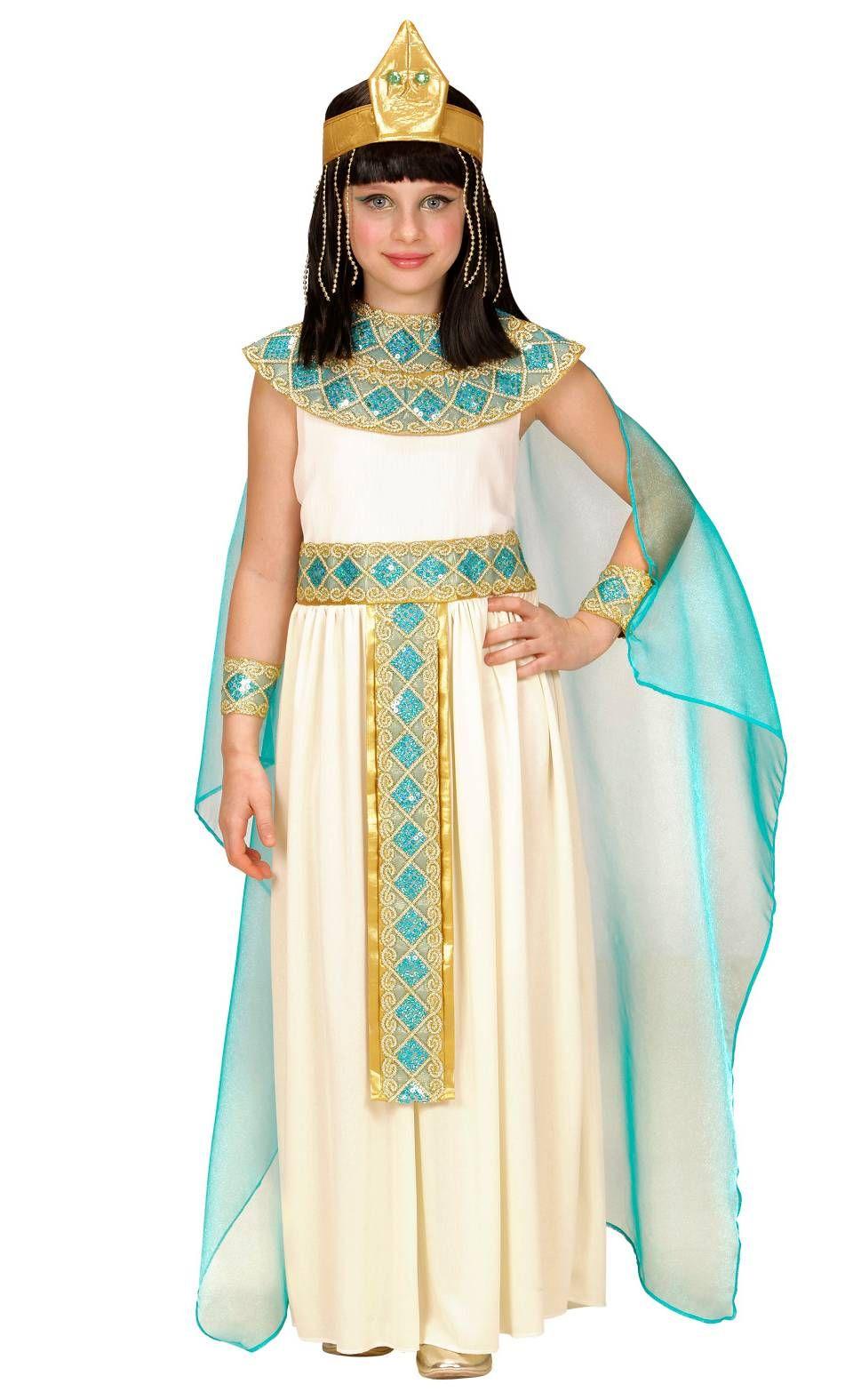 Costume Cléopâtre fille-v59380   déguisements   Costumes, Princess ... e3b2a3ddded7