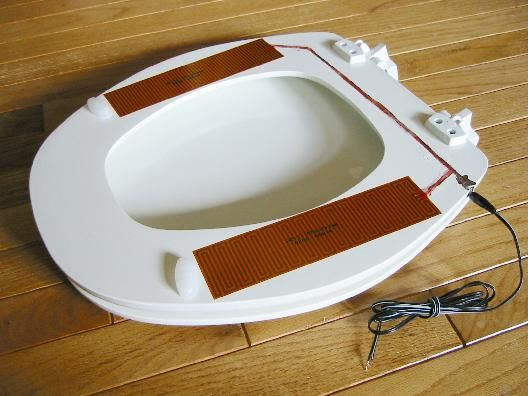 We Might The Principle Behind This Diy Heated Toilet Seat To Use