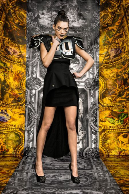 Philipp Plein - Pre Fall 2014 - New York - ( Bliqx.net )