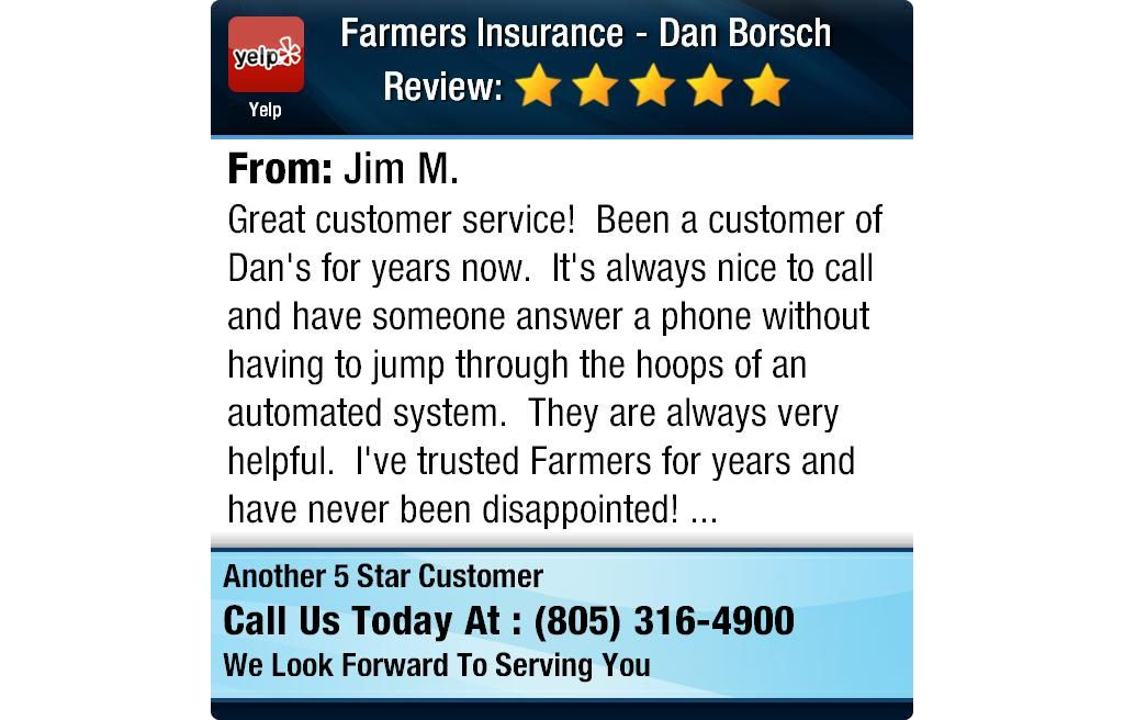 Great customer service been a customer of dans for years