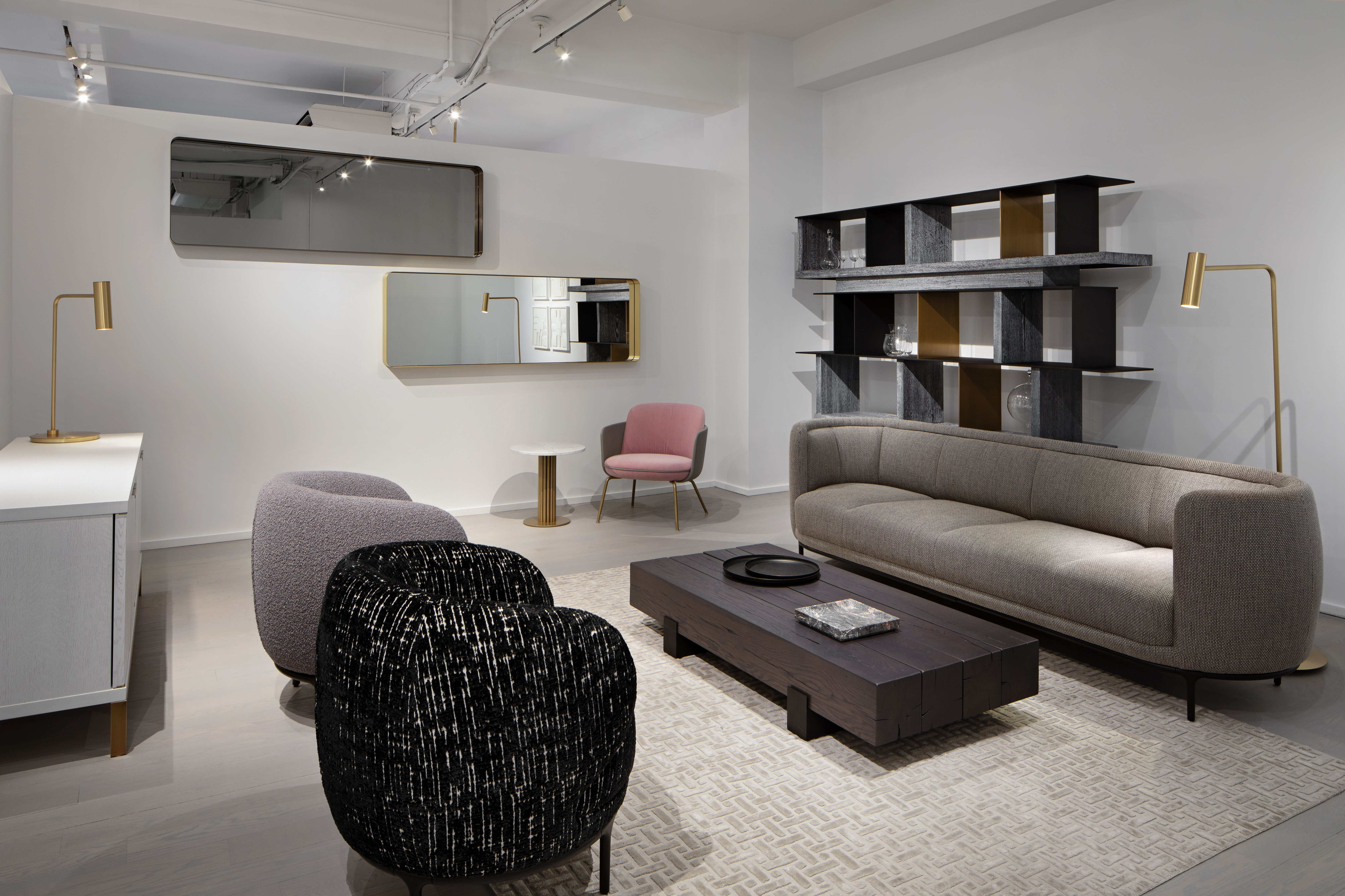 AVENUE ROAD New York Showroom (With images) Contemporary