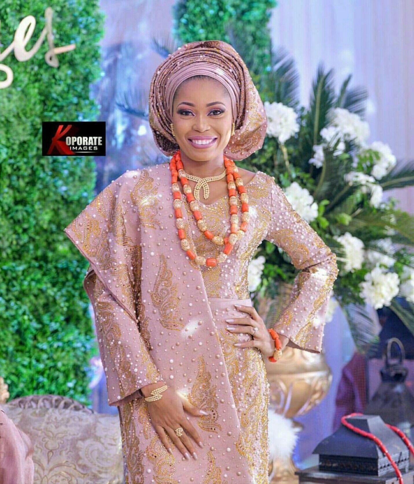 Pin de Kathyann Baptiste-Jones en Nigerian bride | Pinterest