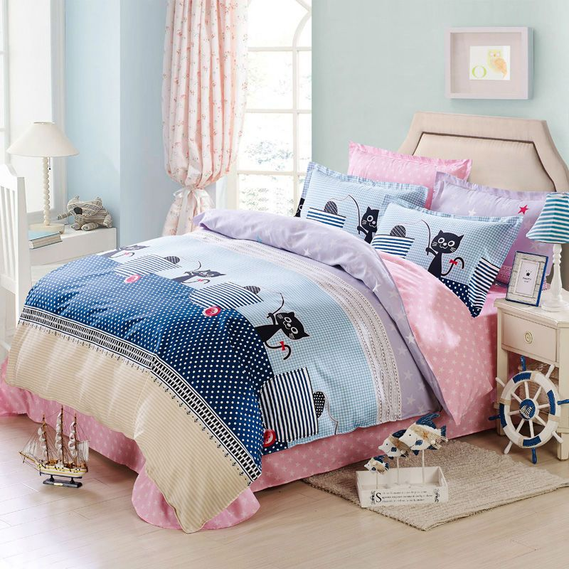 Cute Modern Toddler Bedding Em 2020 Decoracao De Casa Edredons