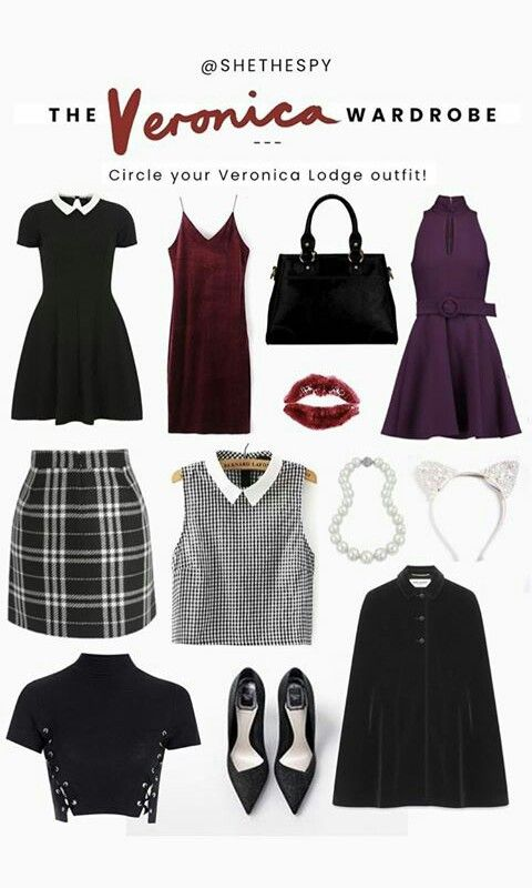 fashionbeauty pinterest veronica costumes and halloween costumes