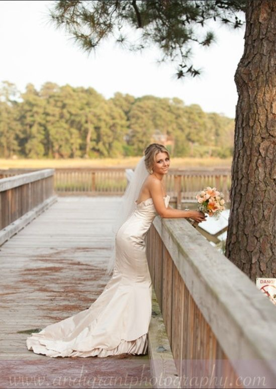 Outdoor Bridal Portrait Future Mrs Hathorn Wedding