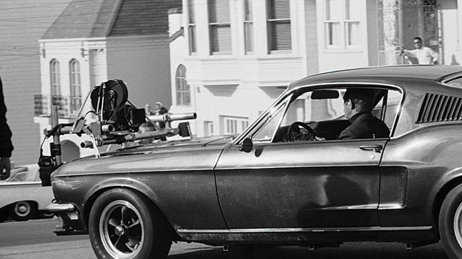 Behind the scenes of the making of Bullitt | Steve mcqueen bullitt, Steve  mcqueen, Steve mcqueen bullitt mustang