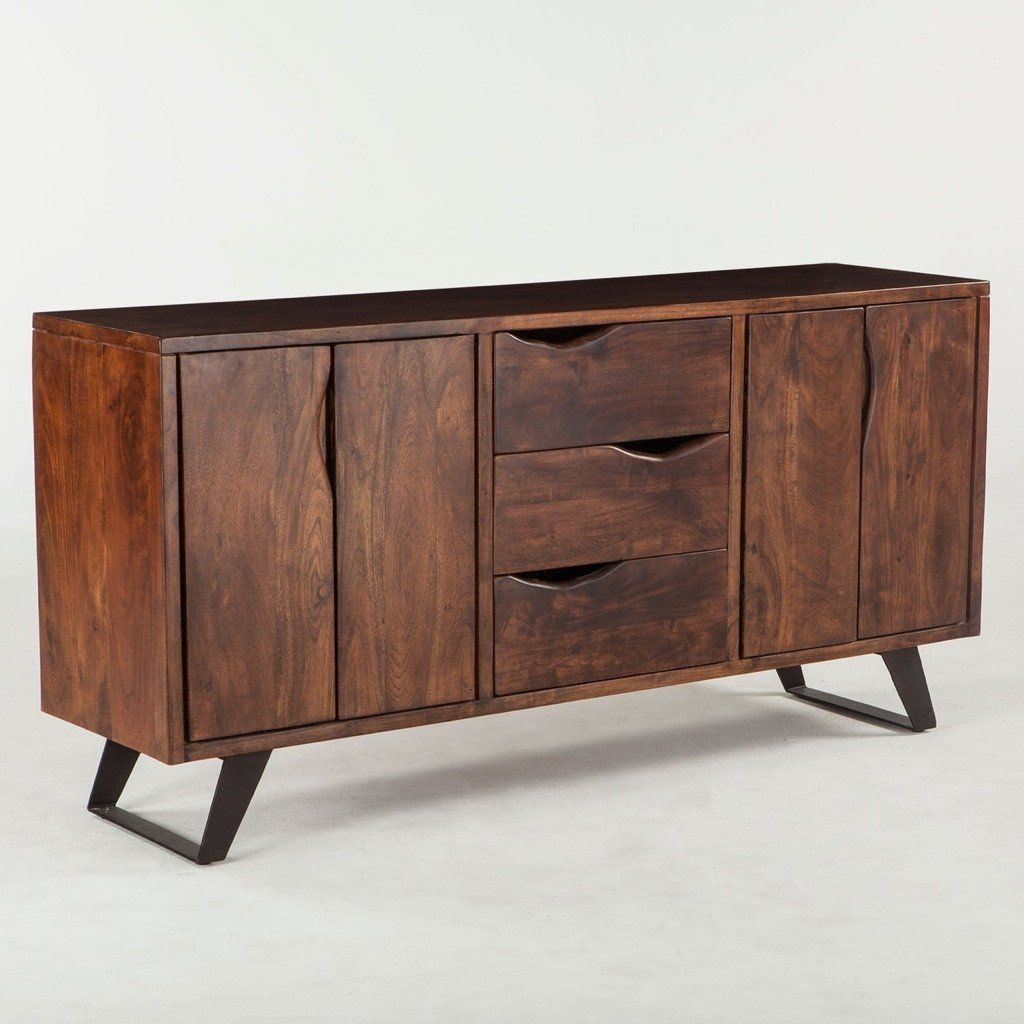 London Loft Sideboard Rustic Sideboard Edge Sideboard Wood Sideboard