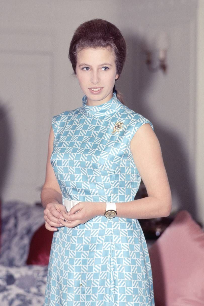 Princess Anne in pictures young Princess Anne Tatler