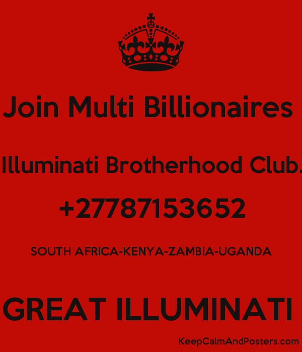 HOW TO JOIN ILLUMINATI FAST TOP ILLUMINATI SOCIETY