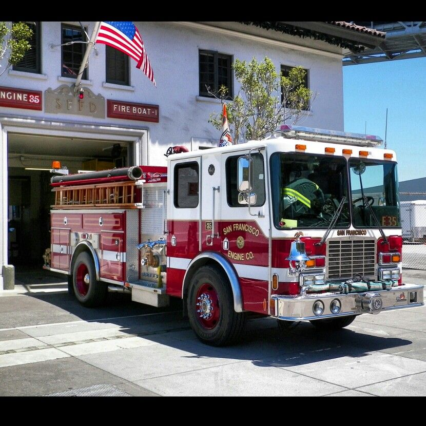 San Francisco Fire Department.