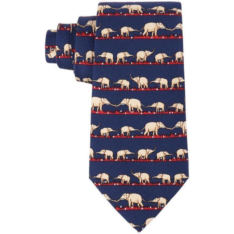 2aa297054885f Hermès Necktie - Orange   Fuchsia Paisley Floral 5 Fold Silk Tie 5367 Oa  Silk