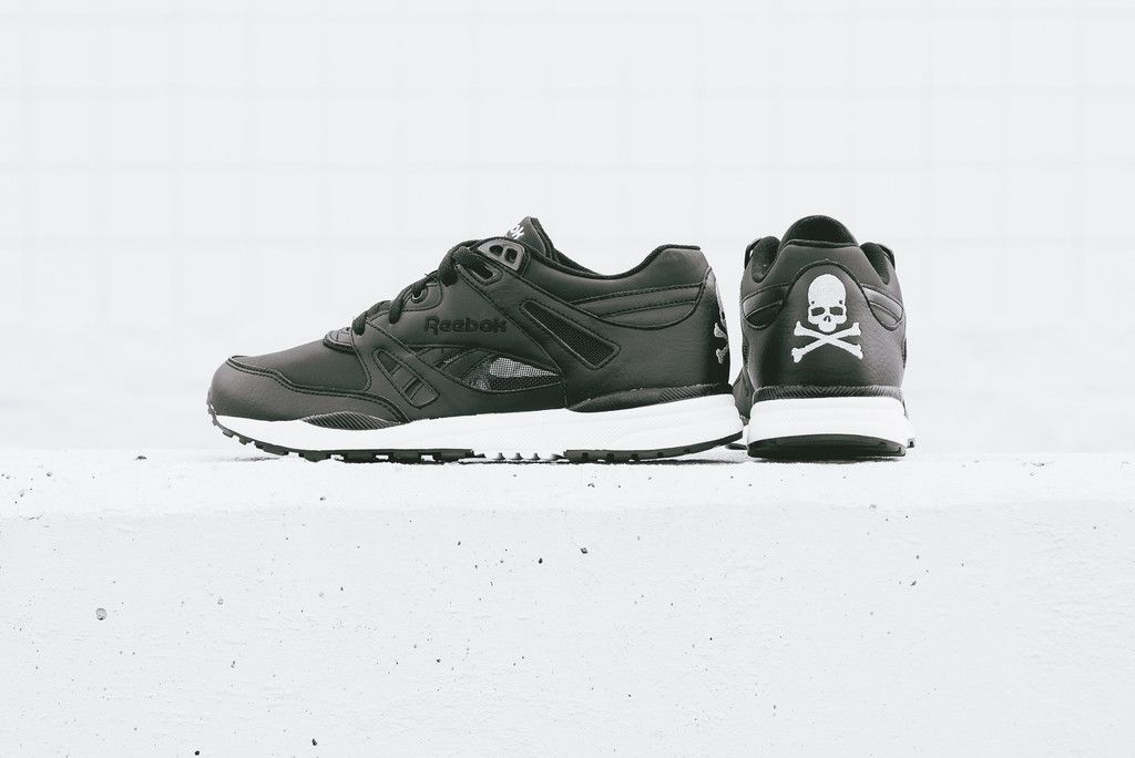 The Reebok Ventilator continues its 25th anniversary collaborative series with a Mastermind conceived edition. The kicks have a familiar Mastermind look in
