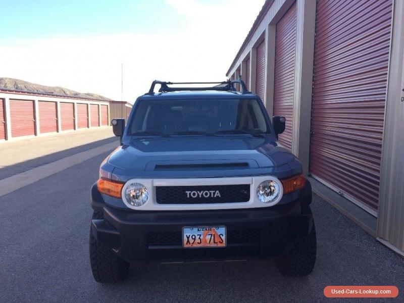 2014 Toyota FJ Cruiser #toyota #fjcruiser #forsale #canada | Cars ...