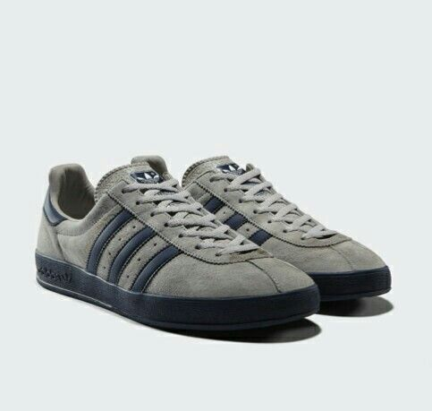 Adidas Mallison Spezial SS17 in Light Onyx / Night Navy is available in  shops on Friday