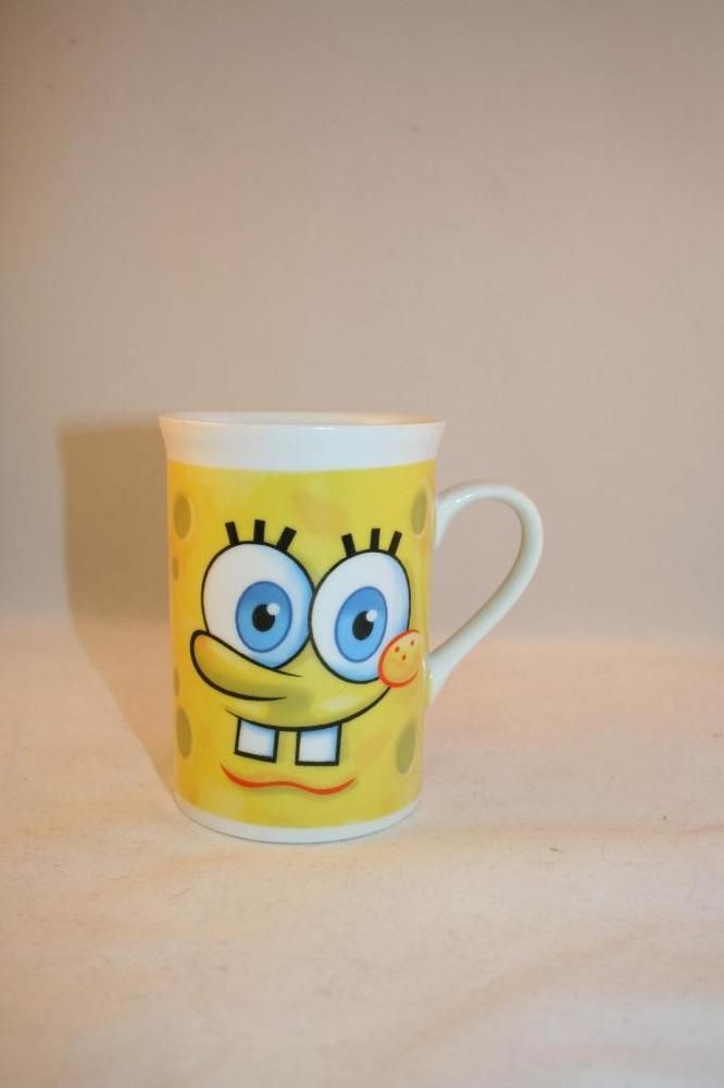 3caf538b703a5e72dc63746bfebae60d Ninja Coffee Mug Spongebob Big Faces Coffee Mug
