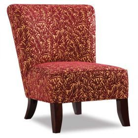 Best Burgundy Leaves Accent Chair Hearthroom Accent Chairs 400 x 300