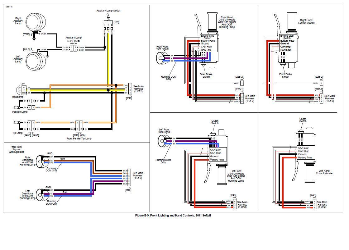 Pin on bike | Harley Handlebar Wiring Harness Diagram |  | Pinterest