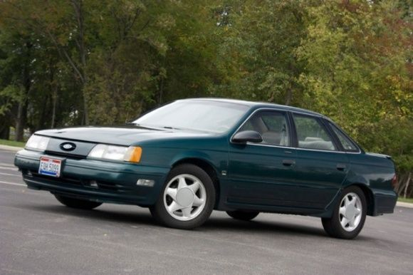 1991 ford taurus sho green plus for sale front 90s classics pinterest ford taurus sho. Black Bedroom Furniture Sets. Home Design Ideas