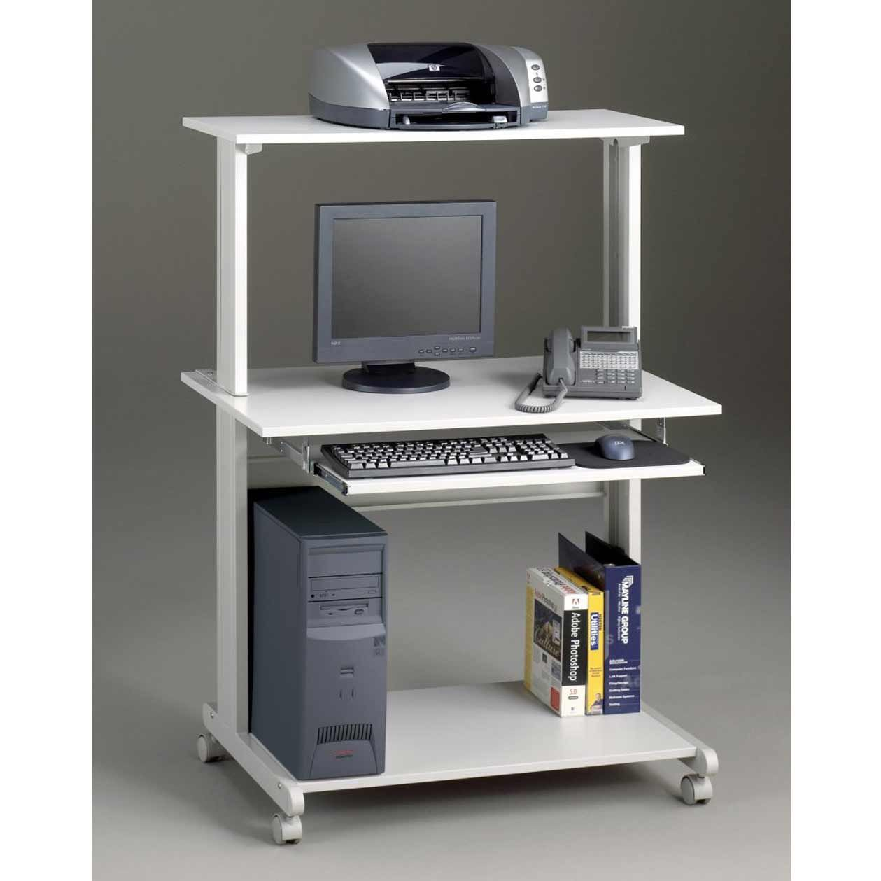 Mayline Portable Computer Workstation