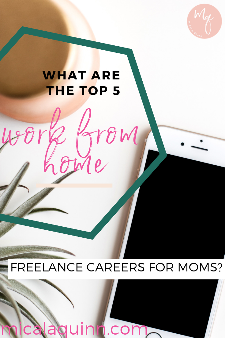 What Are The Top 5 Freelance Careers You Can Launch From Home Today Work From Home Tips Virtual Assistant Business Freelance Writing Jobs