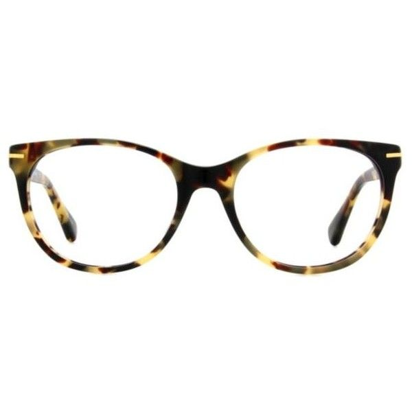 6464c5f1fe Coach Betty Women s Eyeglasses ( 188) ❤ liked on Polyvore featuring  accessories