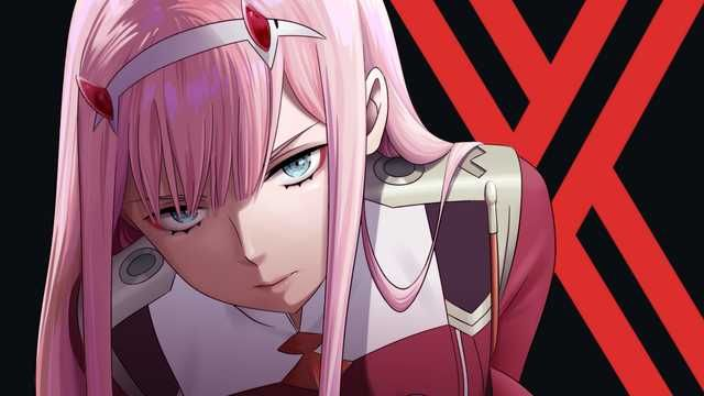The subreddit for the anime and manga series darling in the franxx …. Zero Two Wallpaper Collection (com imagens) | Anime