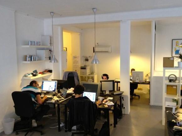 location de bureaux rue ganneron 75018 paris Office Pinterest