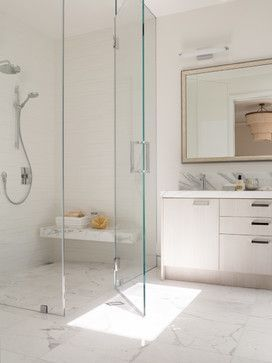 Barrier Free Shower Curbless Shower Design Ideas, Pictures, Remodel ...