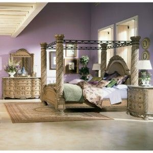 South Coast Poster Bedroom Set By Ashley Furniture B547
