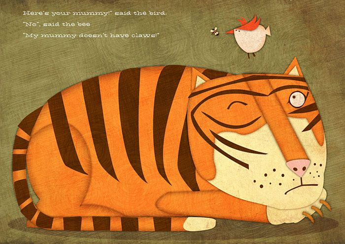 Where Are My Stripes Picture Book - Not Yet Published