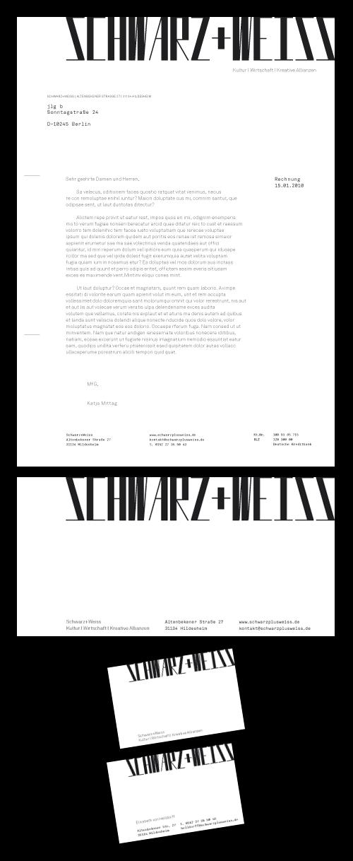 Letterhead Logos And Identity Letterhead Design