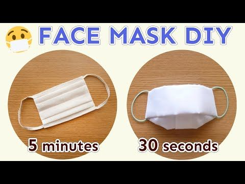 Photo of DIY FACE MASK | No Sew | Paper Wipe Mask | Handkerchief Mask | How To Make | SUPER EASY | Tutorial
