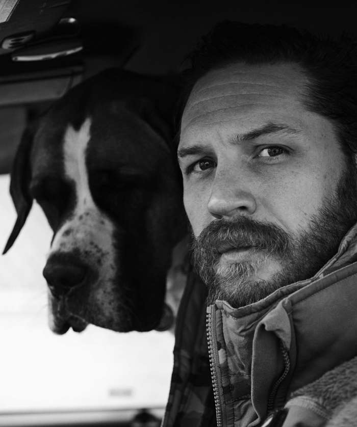 tom hardy variations — Tom and photograph by
