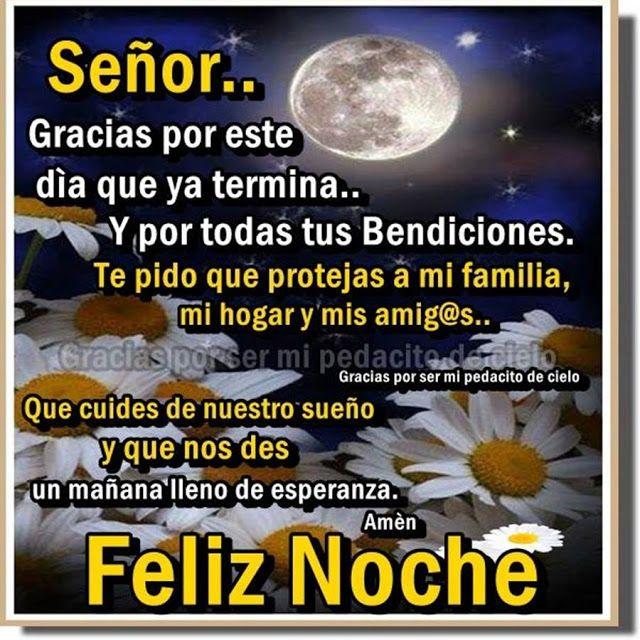 Centro Cristiano Para La Familia Buenas Noches Good Night Gods Love Prayers