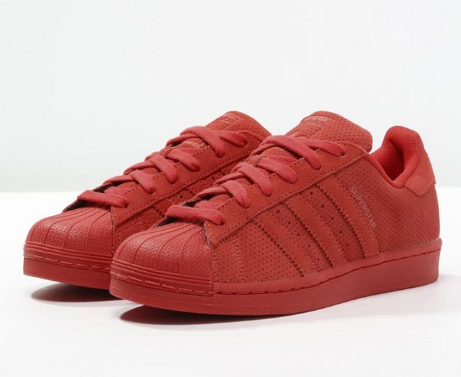 adidas superstar rt rouge