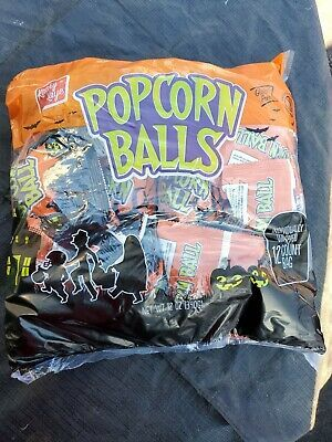 Kathy Kaye Halloween Popcorn Balls 1 oz 12 ct NEW #affilink #halloween #happyhalloween #halloween2017 #trickortreat #halloweenparty #halloweenmakeup #halloweenmakeupideas #halloweencostume #halloweengiveaway #halloweencontest #halloweenparty #halloweentheme #halloweennight #halloweenhaunt #halloweendecorations #halloweenfun #halloweencandy #halloween #halloweenmask #halloweenbaby #halloweentown #halloweenspirit #outdoordecorations #popcornballs
