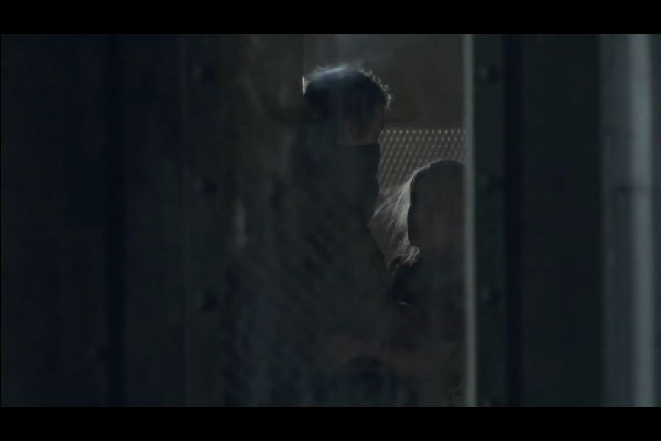 Walking dead season 4 preview-Carol and the little blonde girl