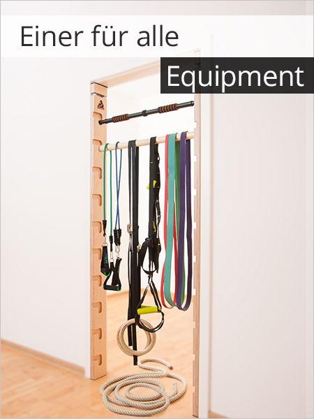 Das multifunktionale Sportgerät für Zuhause