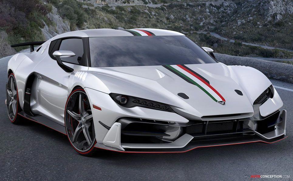 Italdesign Zerouno V10 Supercar Marks Birth Of New Car Brand Newsportscars Super Cars Sports Car New Cars