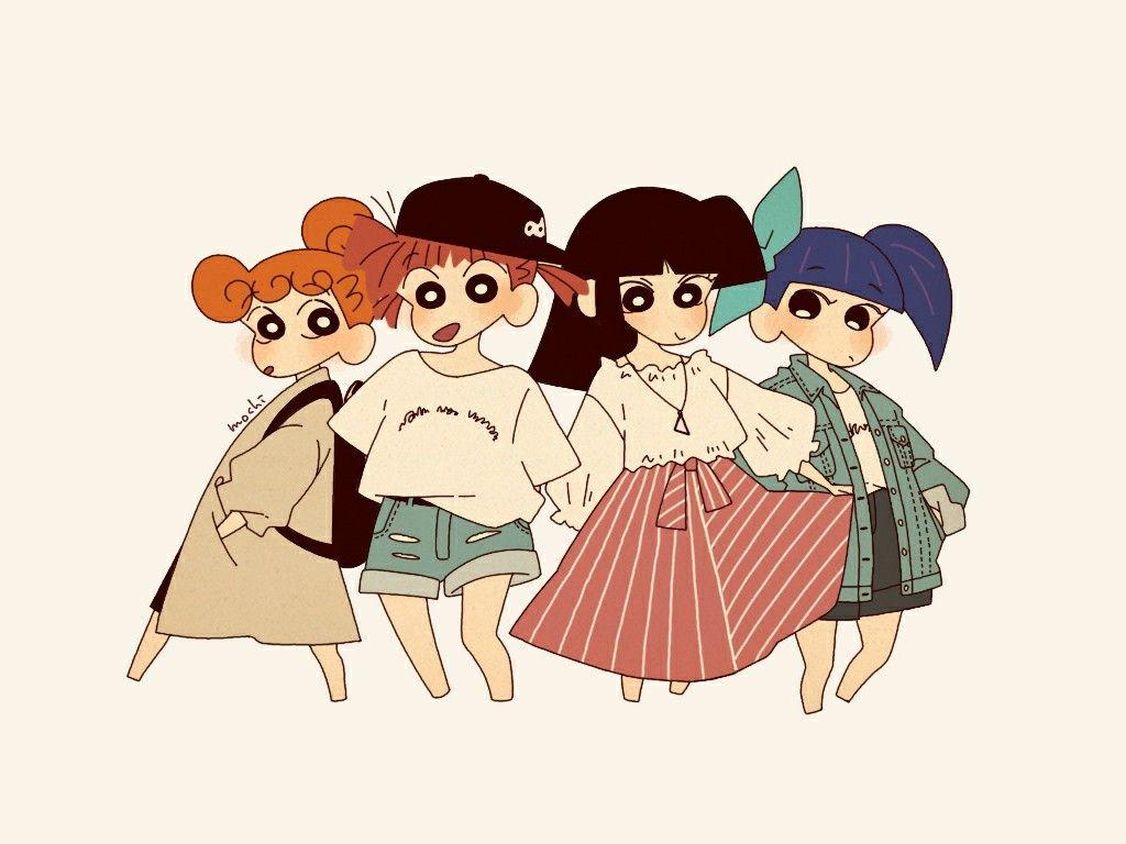 蜡笔小新 おしゃれまとめの人気アイデア pinterest chebuii しんちゃん イラスト 漫画の壁紙 クレヨンしんちゃん