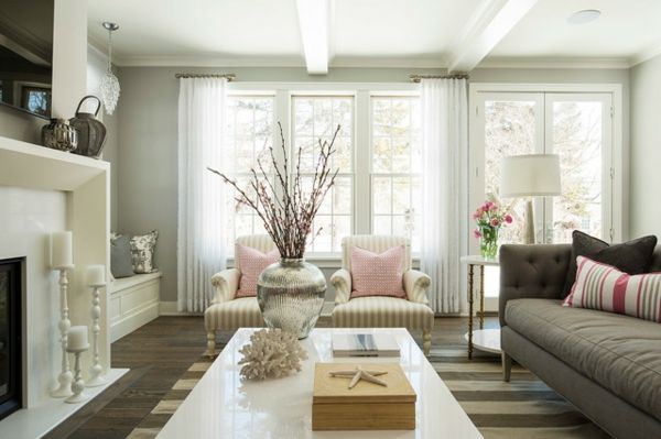 deko » deko wohnzimmer vasen - tausende bilder von innendekoration ... - Deko Wohnzimmer Vasen