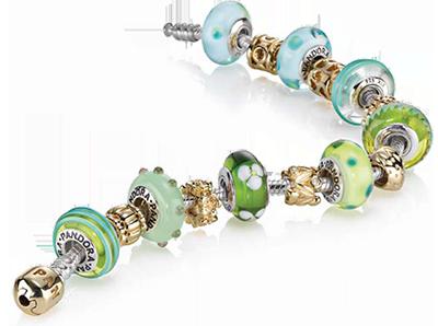 WP Inside Regina, SK. CANADA Pandora bracelet charms