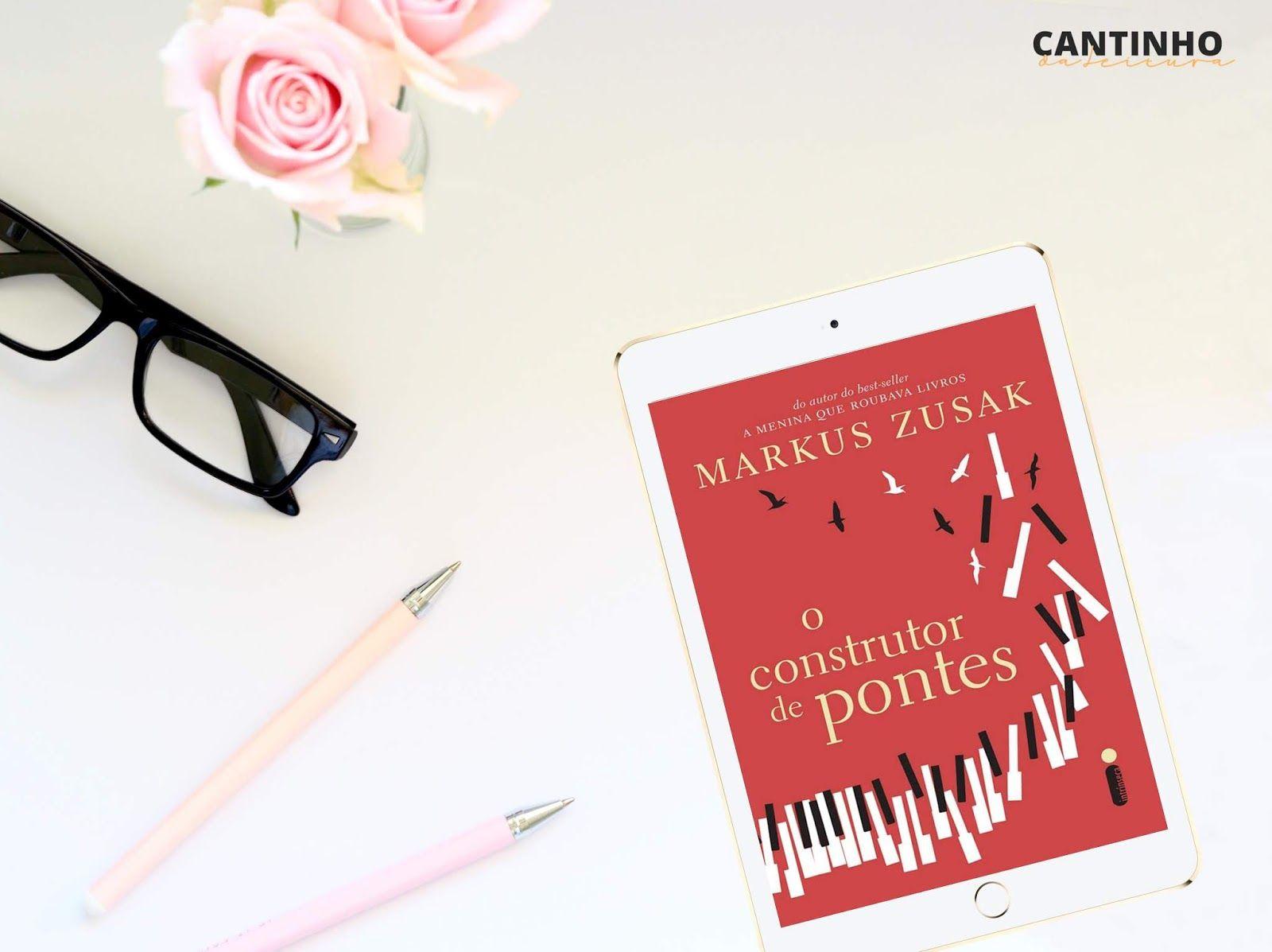 Editora Intrinseca Lancara Em Fevereiro O Construtor De Pontes
