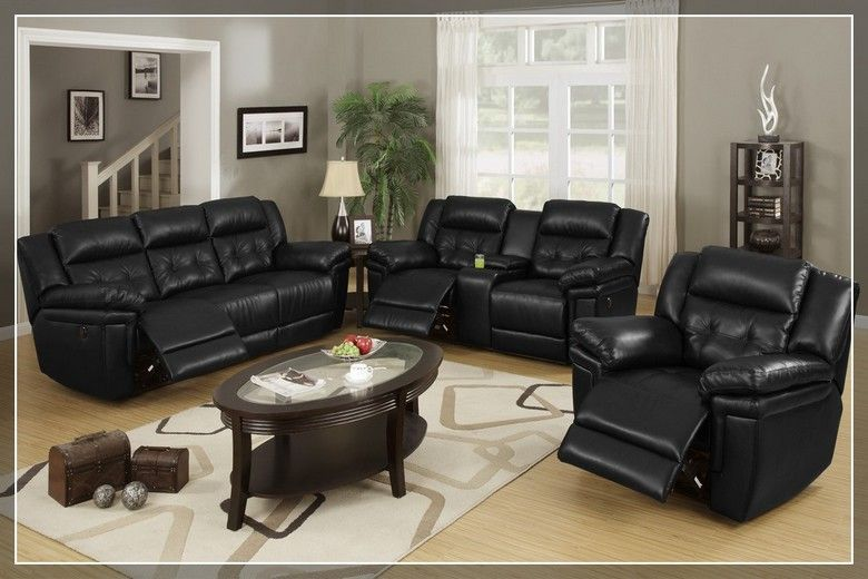 111 Reference Of Black Leather Couch Living Room In 2020 Black Sofa Living Room Leather Couches Living Room Black Living Room