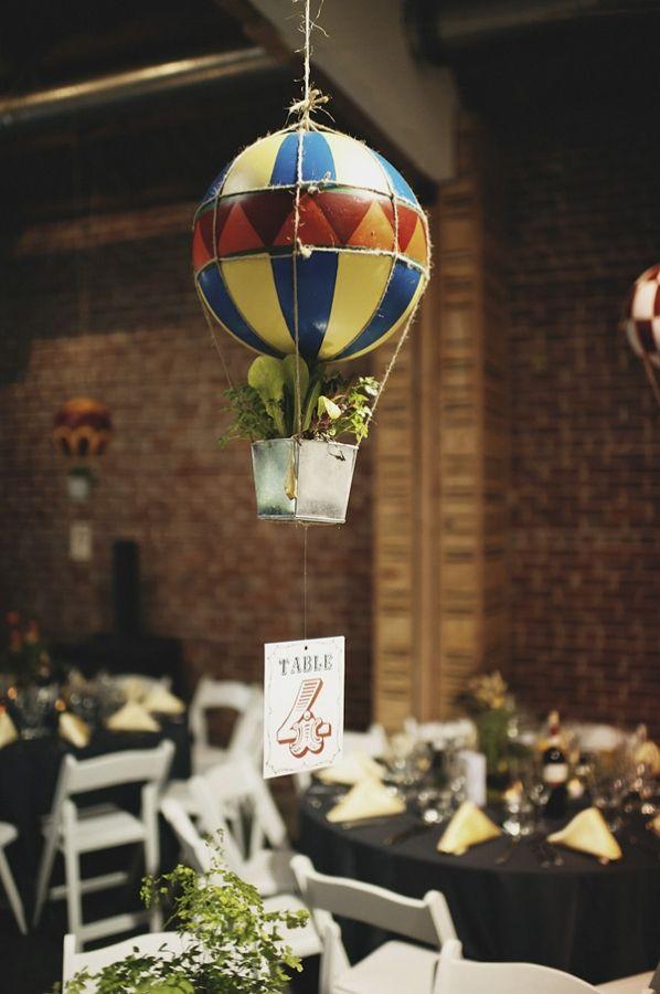 Diy Floating Hot Air Balloons Wedding Diy Hot Air Balloons