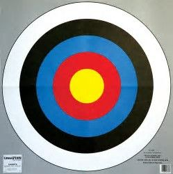 graphic relating to Printable Bullseye Target named Impression end result for Printable Capturing Plans Bullseye