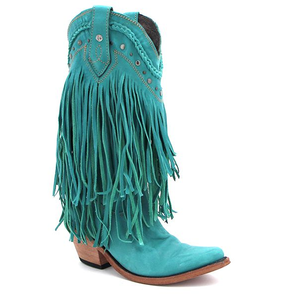 turquoise heels with fringe | Browsing Store - Liberty Black ...